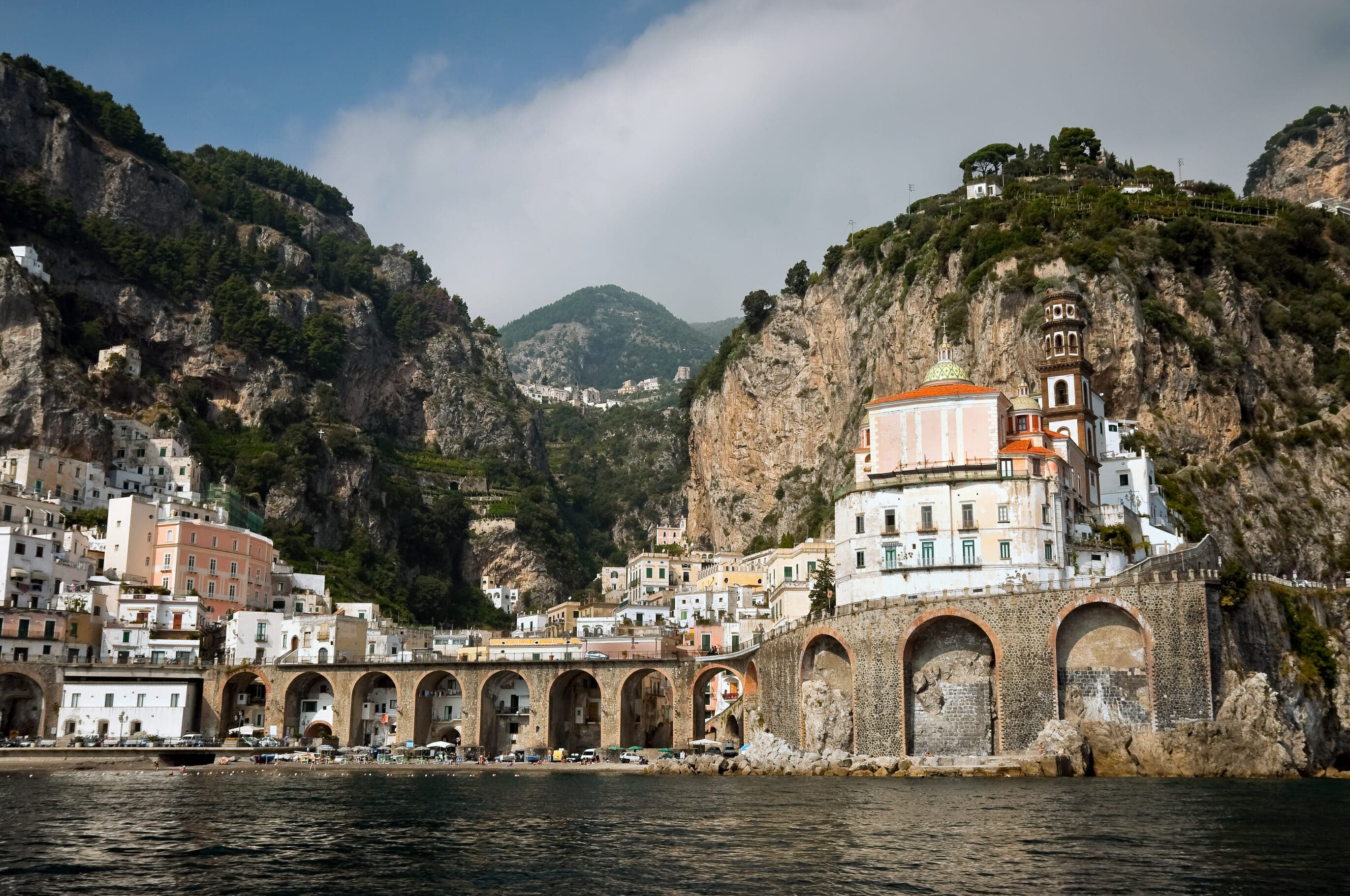 Best honeymoon places in Italy