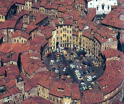 Private tours of Tuscany Lucca
