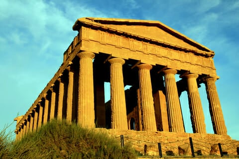 Sicily attractions : Agrigento