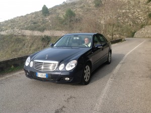 Private day trip to Amalfi Coast with English speaking driver