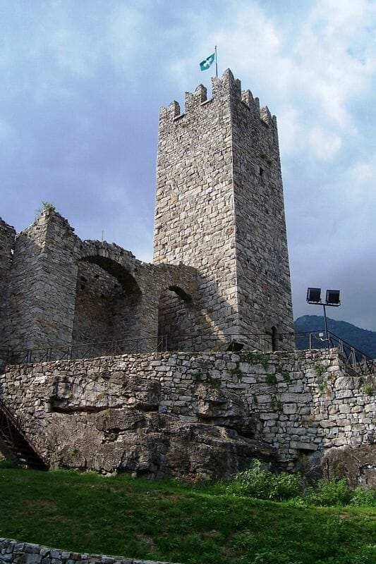 Places to visit in Italy Val Camonica