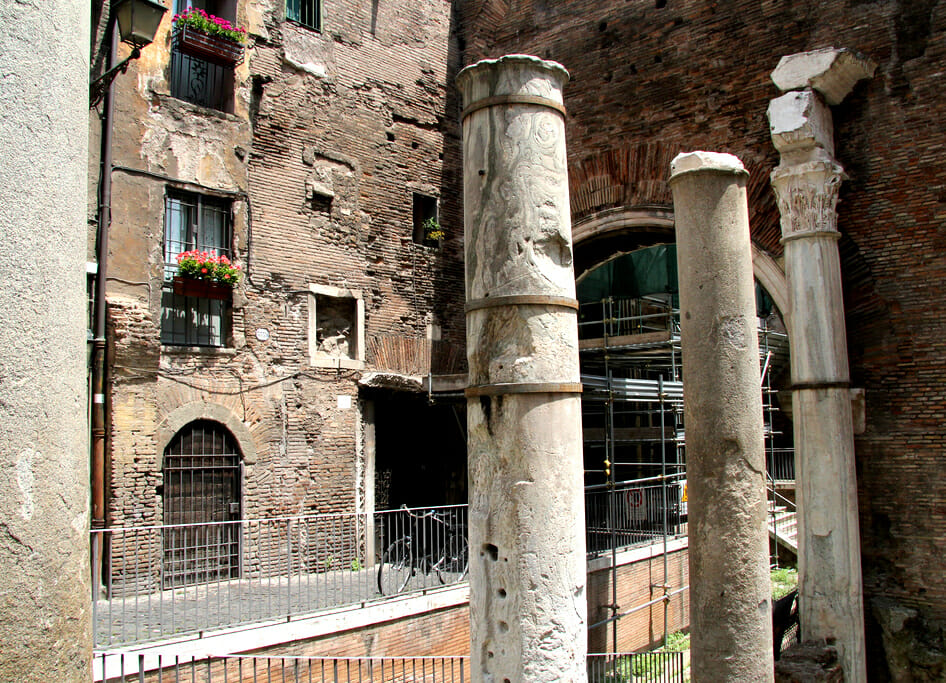 Famous places in Rome