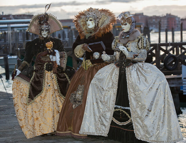 What to see in Venice Carnival