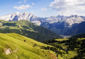 The Majestic Dolomites